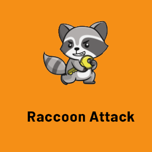 raccoon-attack